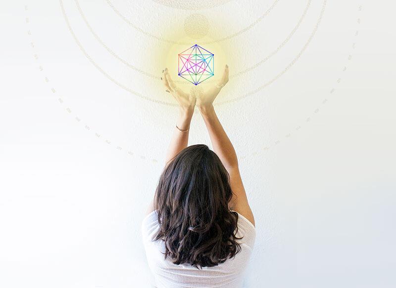 activation des 3 étoiles de l'âme